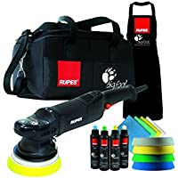 RUPES BigFoot Exzenter-Poliermaschine LHR15 Deluxe Kit