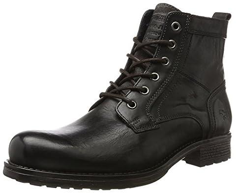 Mustang Herren 4865-507-900 Klassische Stiefel, Grau (Anthrazit), 42 EU