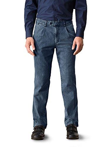 Bundfalten jeans damen