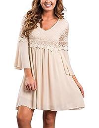 Suchergebnis Auf Amazon De Fur Kleid Apricot Bekleidung
