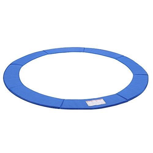 Songmics Cubierta protectora para bordes de cama elástica Cojín para resortes de trampolín 305cm STP10FT