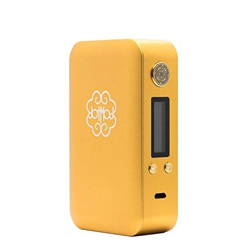 DotMod dotBox V2 200W TC Box Mod - Gold