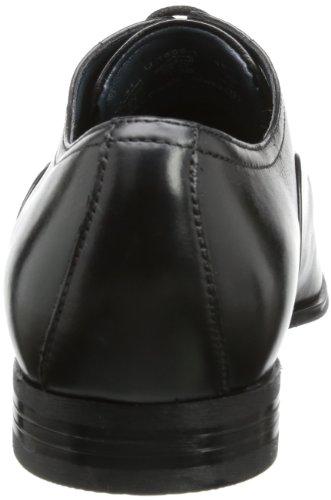 Bugatti - U18051, Scarpe stringate Uomo Nero (Schwarz (schwarz 100))