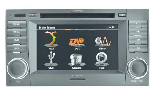 Preisvergleich Produktbild ZENEC ZE-NC4612 E>GO Navigation Mercedes Benz Vito Viano Sprinter Bluetooth DVD