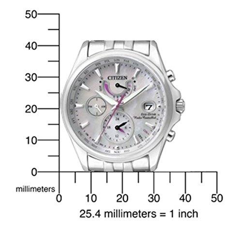 Citizen Damen-Armbanduhr FC0010-55D - 3