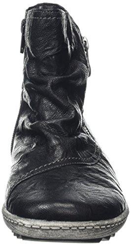 Remonte R1475, Bottes Classiques femme Noir (Schwarz / 01)
