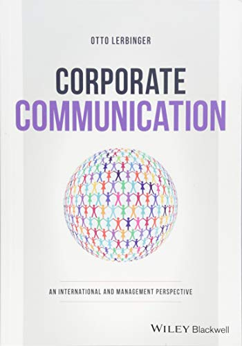 Corporate Communication: An International and Management Perspective