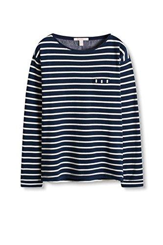 Esprit 106ee1j007, Sweat-Shirt Femme Multicolore (navy 400)