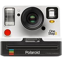 Polaroid Originals  i-Type OneStep 2 - Cámara instantánea con flash integrado, color blanco