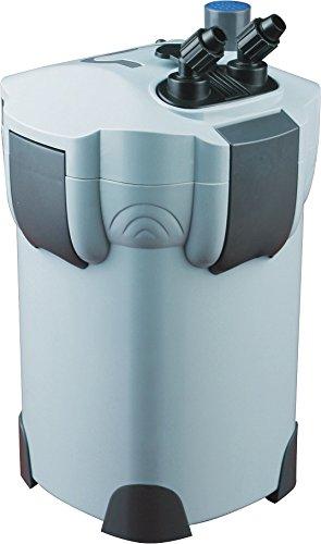 Bc-elec HW-403B Aussenfilter für Aquarium bis 1400l/h mit Sterilisator 9W CUV