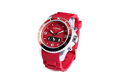 MyKronoz ZeClock   Reloj inteligente  color rojo