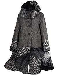 Suchergebnis Auf Amazonde Für Mantel Swinger Jacken Mäntel