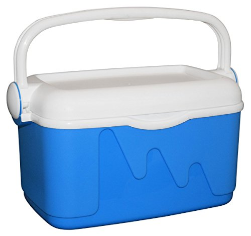 Curver cool box (10 Liter), Ohne Eisbeutel
