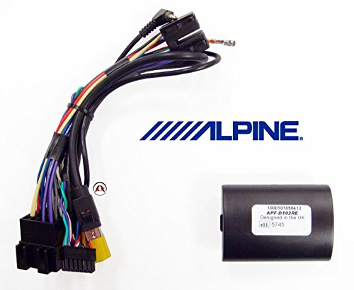 Alpine APF-D102RE Lenkradinterface Alpine Interface