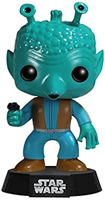 Funko - Pdf00005073 - POP - Star Wars - Greedo 07 - Vert