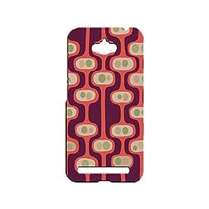 IMPEX Designer Printed Back Case / Back Cover for Asus Zenfone Max (Multicolour)