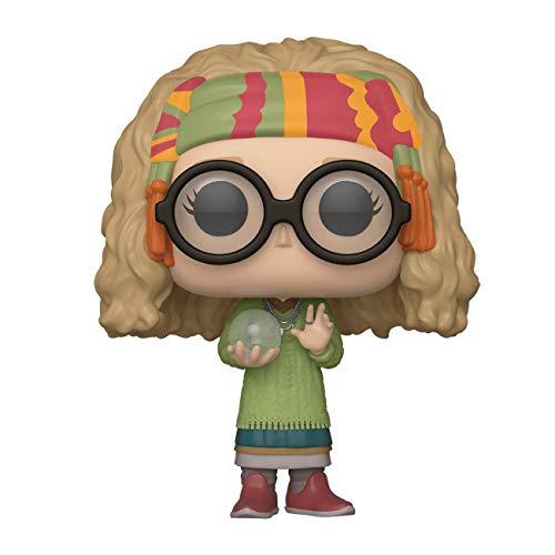 Funko- Pop Figura de Vinilo: Harry Potter S7-Professor Sybill Trelawney Coleccionable, Multicolor (42192)