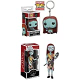 Funko Pocket POP! A Nightmare Before Christmas: Sally (Seated) + Rock Candy: Sally - Disney Vinyl Collectible Figure Set NEW