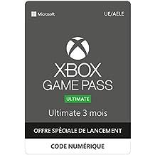 Offre: Xbox Game Pass Ultimate | 3 Mois | Un seul achat par client