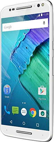 Smartphone Motorola MotoX Style  pantalla Quad HD de 5 7  pulgadas  3  GB de RAM  32  GB de Memoria Interna  C  mara de 21  MP  Android 5 1 1