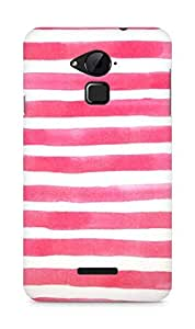 Amez designer printed 3d premium high quality back case cover for Coolpad Note 3 (Pattern 3)