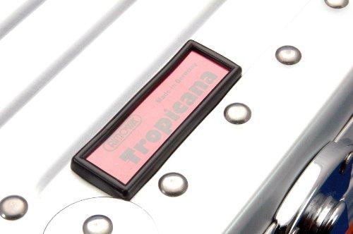 Rimowa Tropicana Foto/Video Aluminium  koffer (Wasserdicht, Staubdicht, Tropenfest) silber - 9