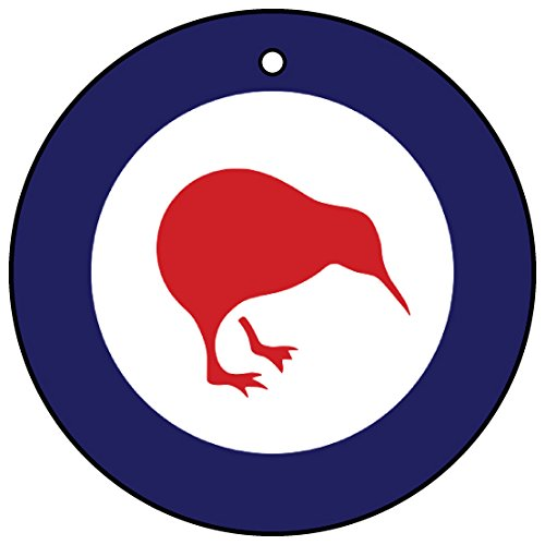ambientador-de-coche-new-zealand-air-force-roundel