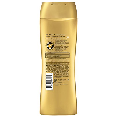 Suave Professionals Keratin Infusion Smoothing Shampoo 12.6 Ounce