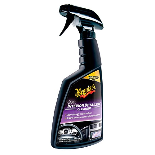 Meguiar's Car Care Products G13616EU Kunststoffreiniger Test