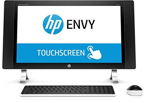 HP ENVY 27-p006ng 68,6 cm (27 Zoll / QHD) All in One Desktop PC (Intel Core i7-6700T, 16GB RAM, 128GB SSD, 1TB HDD, AMD Radeon R7 A365, Win 10 Home 64) weiß