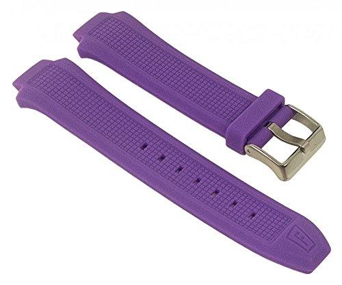 Festina Ersatzband Uhrenarmband Silikon Band Lila für F16560/5 F16560 F16559