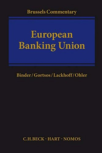 Brussels Commentary on the Banking Union