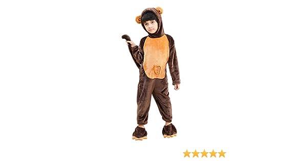 Child Zebra Jumpsuit Costume Boys Girls Book Day Animal Fancy Dress Outfit