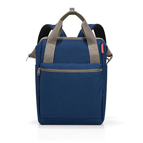 reisenthel allrounder R large Rucksack Tasche 23 Liter - 29 x 45,5 x 19,5 cm dark blue