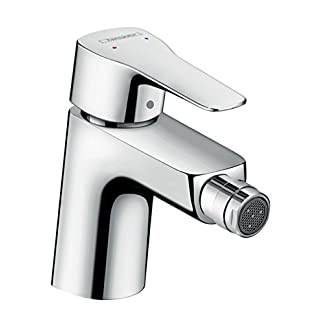 41 jiJxXJpL. SS324  - Hansgrohe 71235000-Grifo monomando de bidé mysport de lavabo cromo