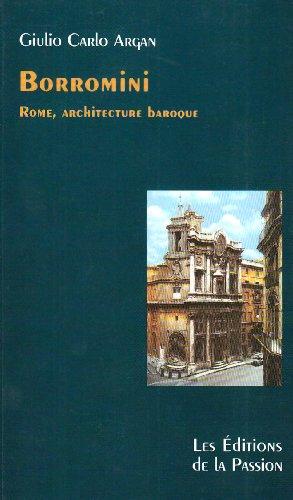 Borromini. Rome, architecture baroque