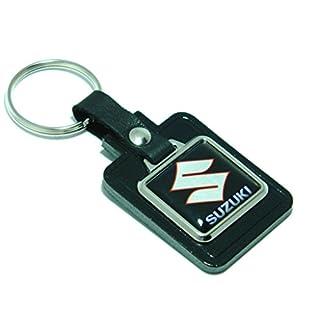 auto-badges SUZUKI LEATHER BOARD KEYRING