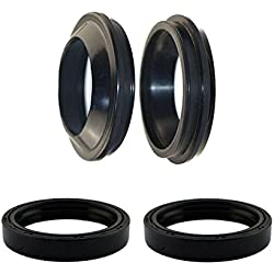 AHL 45*57*11mm Retenes para horquillas Sello de Aceite y Guardapolvo para Honda 1300 VTX1300C 2010