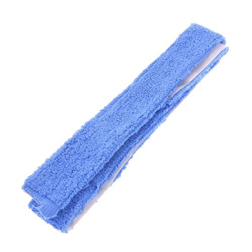 Water & Wood Blue Self-adhesive Tennis Badminton Racquet Towel Grip 75cm 29.5\
