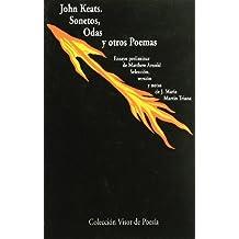 Sonetos, Odas Y Otros Poemas (Visor de Poesía)