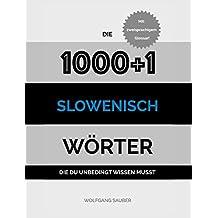 Slowenisch: Die 1000+1 Wörter die du unbedingt wissen musst