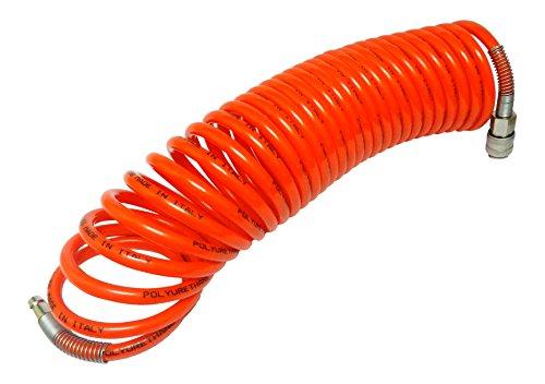 Tubo en espiral de poliuretano semiprofesional