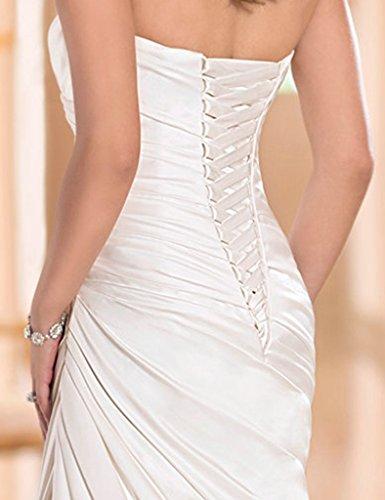 Vimans -  Vestito  - fasciante - Donna Ivory