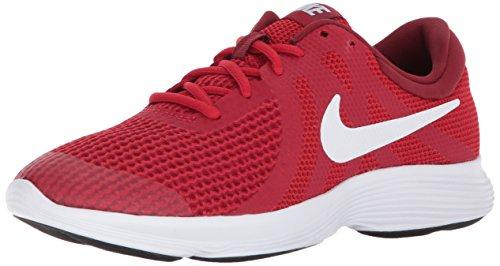 Nike Revolution 4, Scarpe Running Unisex-Bambini, Rosso (Gym Red/White-Team. 601), 36.5 EU