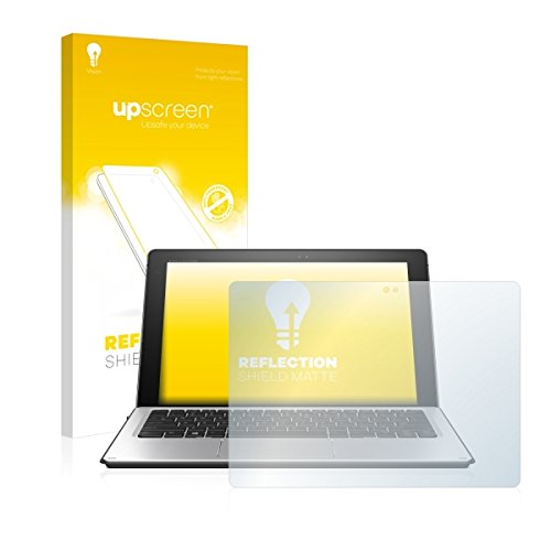 upscreen Reflection Shield Matte Displayschutz Schutzfolie für HP Elite x2 1012 G1 (matt - entspiegelt, hoher Kratzschutz)