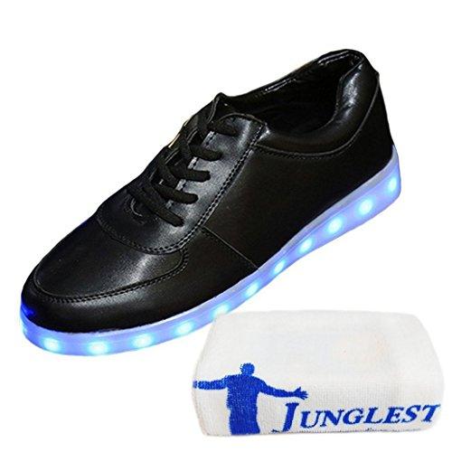 (Présents:petite serviette)JUNGLEST® - Baskets Lumin Noir