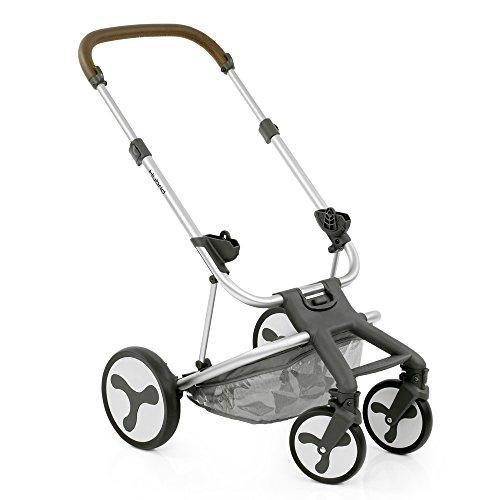 BabyStyle Hybrid Edge Stroller – Phantom Black