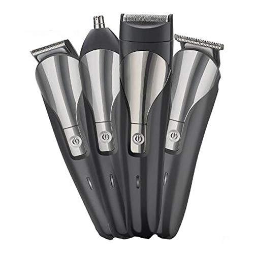 WANGXN Máquina de Afeitar eléctrica Multi-función 4 en 1 maquinilla de  Afeitar aprisa Que Carga fácil afeitadoras eléctricas limpias 103963308321