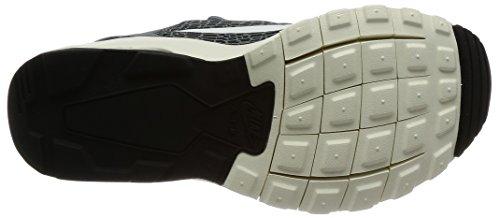 Nike Air Max Motion Racer, Scarpe da Ginnastica Basse Uomo Nero (Black/sail-cool Grey)