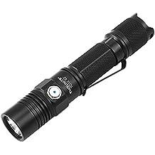ThruNite ® TC12 V2 1100 LM-Linterna LED recargable TC12 V2 Cool White